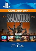 Call of Duty Black Ops III - Salvation DLC for PS4