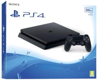 PlayStation®4 Slim 500GB Console