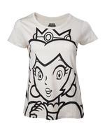 Nintendo - Princess Peach Outline T-shirt