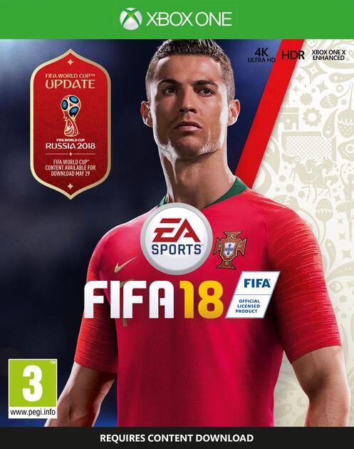 de919268a Fifa 18 GameStop Ireland