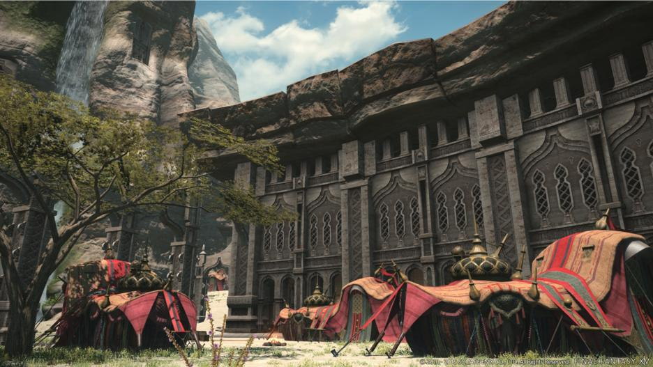 Final Fantasy XIV: Storm Blood GameStop Ireland