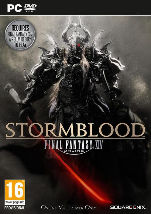 Final Fantasy XIV: Storm Blood GameStop Ireland