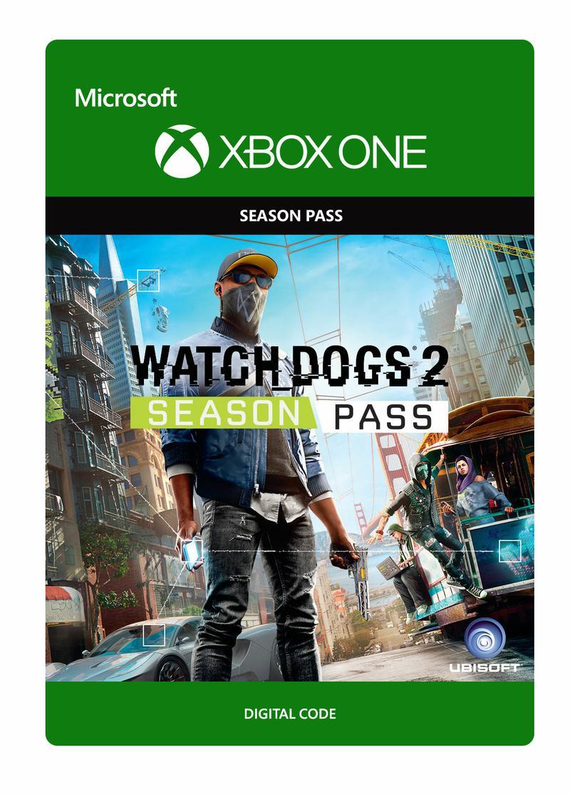Watch Dogs 2 Season Pass DLC for Xbox One GameStop Ireland