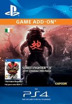 Street Fighter V Character Pass DLC for PS4