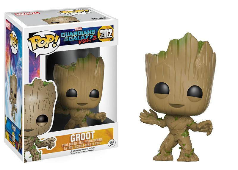 POP! Guardians of the Galaxy Vol. 2 - Young Groot