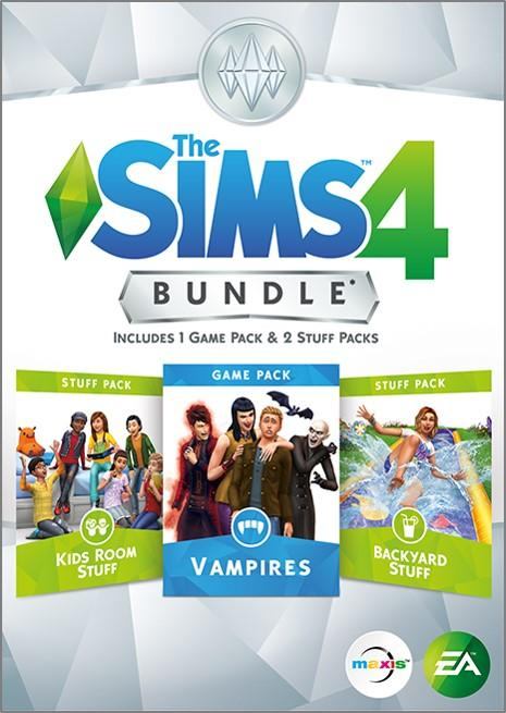 The Sims™ 4 Bundle Pack 7