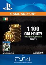 Call of Duty: Modern Warfare Remastered 1,100 Points for PS4