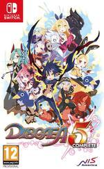 Disgaea 5