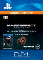 Mass Effect: Andromeda 2150 Multiplayer Points for PS4