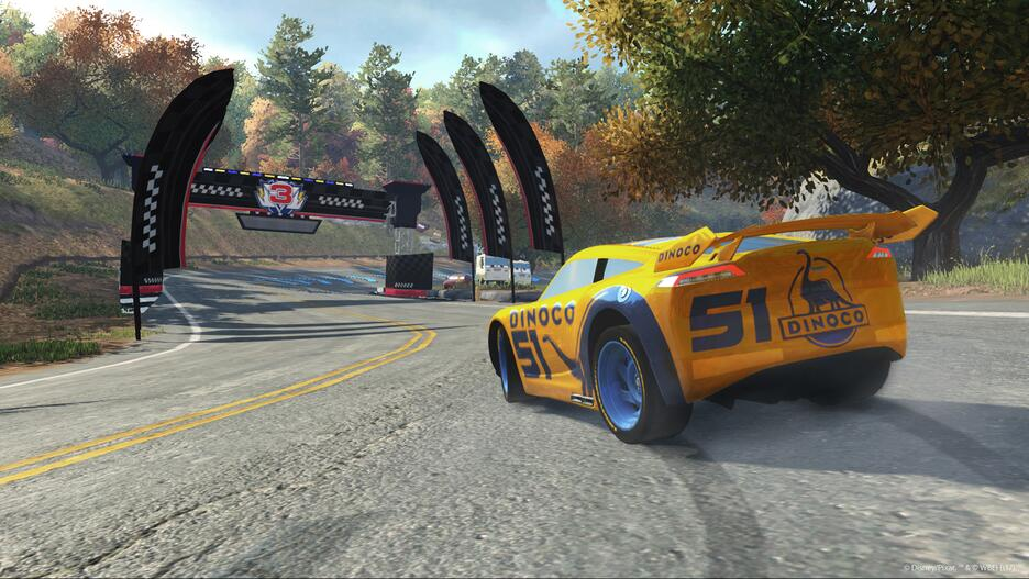 Cars 3 Driven To Win Gamestop Ireland