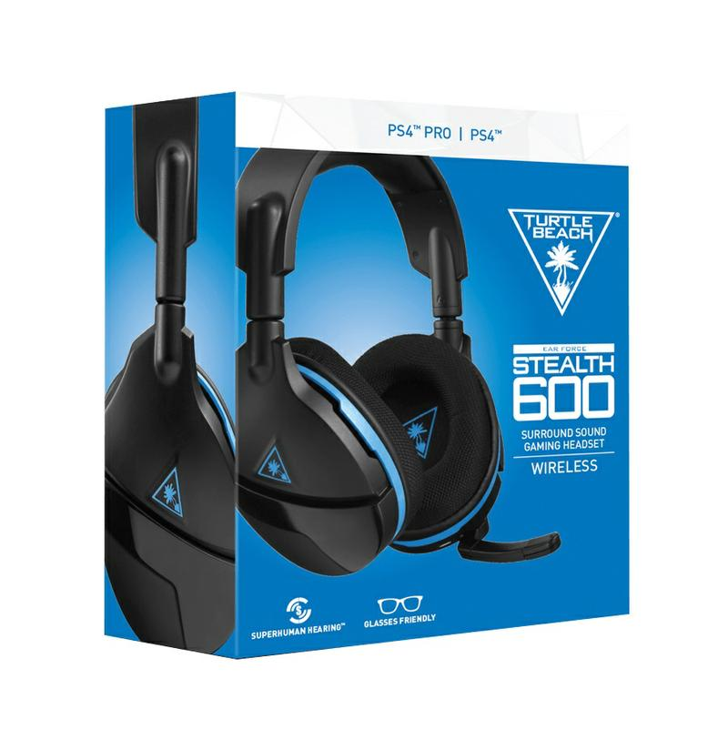 Turtle Beach Stealth 600 Wireless Headset for PS4 GameStop Ireland