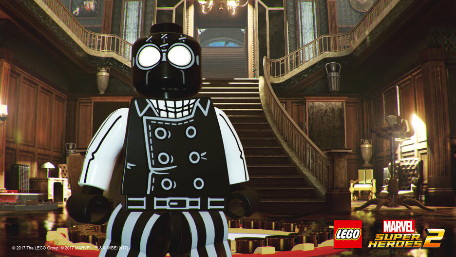 Lego Marvel Super Heroes 2 GameStop Ireland