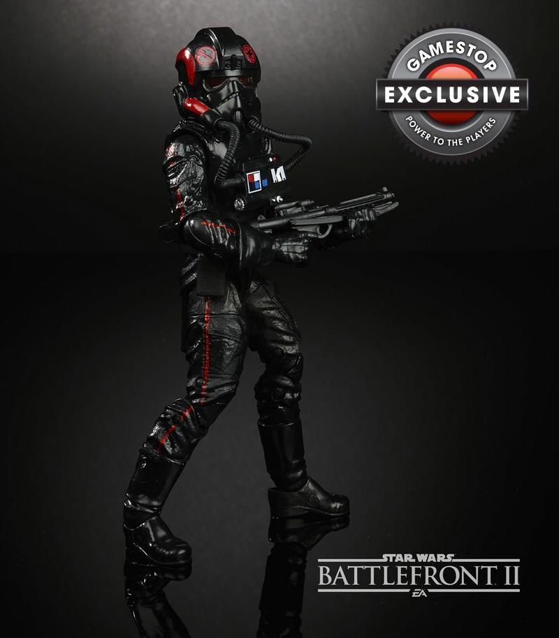 Action- & Spielfiguren Star Wars Black Series Battlefront II Inferno Squadron Agent Figure