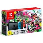 Nintendo Switch Splatoon Bundle