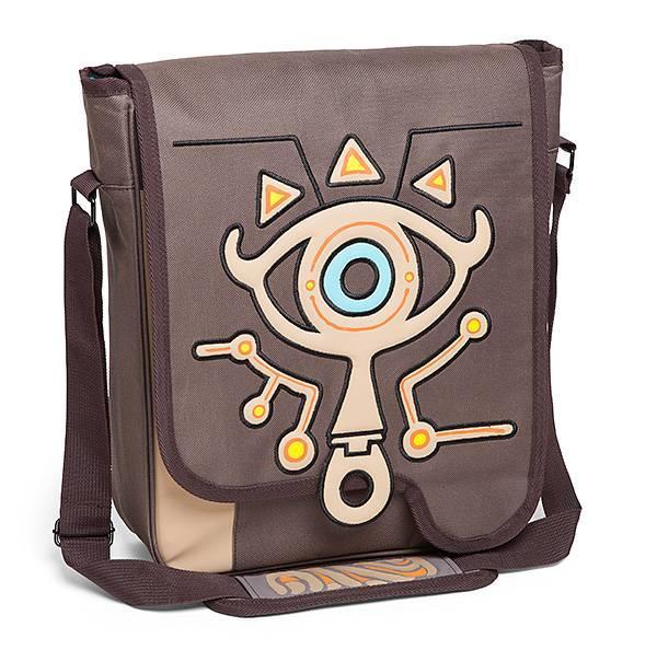 The Legend of Zelda  Breath of the Wild Sheikah Slate Satchel Gamestop bf842d90e57da