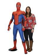 Marvel: Spiderman Life Size Foam Replica Statue