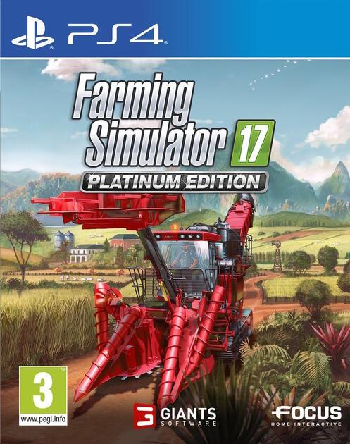 Farming Simulator 17 [Platinum Edition]