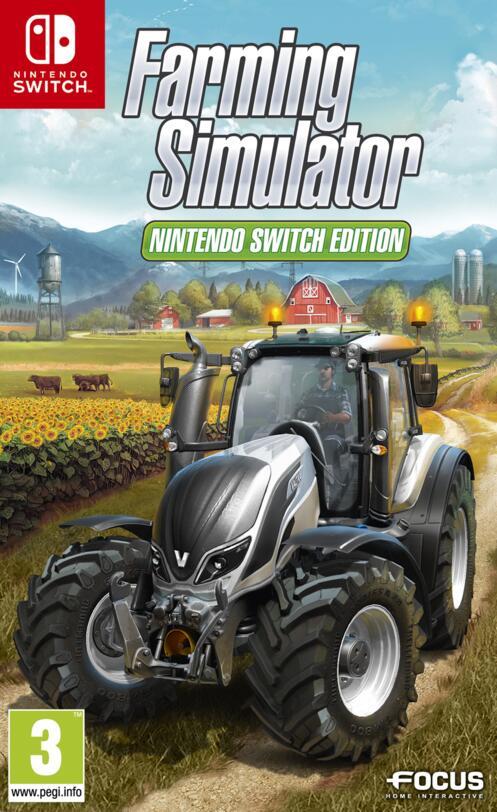 Farming Simulator 17 [Nintendo Switch Edition]