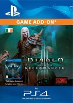 Diablo® III: Rise of The Necromancer™ For PS4