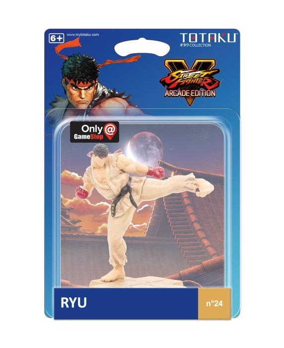 TOTAKU™ Collection: Street Fighter V Arcade Edition - Ryu [Only at GameStop]