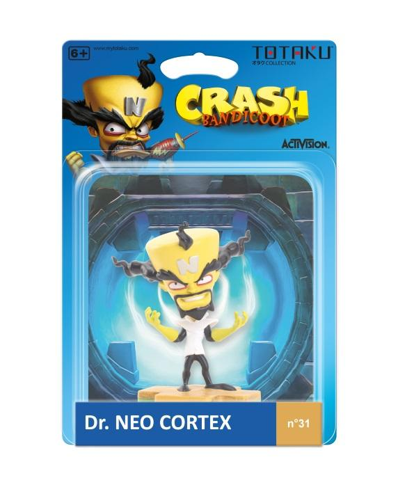TOTAKU™ Collection: Crash Bandicoot - Dr. Neo Cortex [Only at GameStop]
