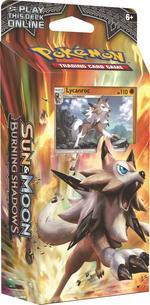 Pokémon TCG: Sun & Moon Burning Shadows Theme Deck
