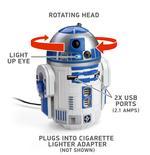 Star Wars: R2D2 USB Car Charger