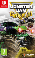 Monster Jam® Crush It!