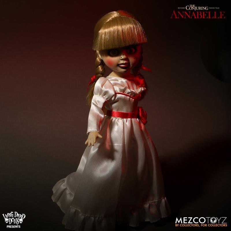 living dead dolls annabelle 10 figure gamestop