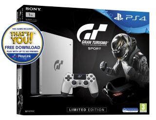 Playstation 4 1TB Gran Turismo Sport Console