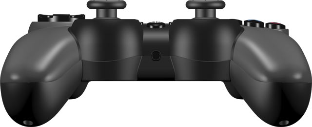 At Play: Wired PS4 Grey Controller GameStop Ireland