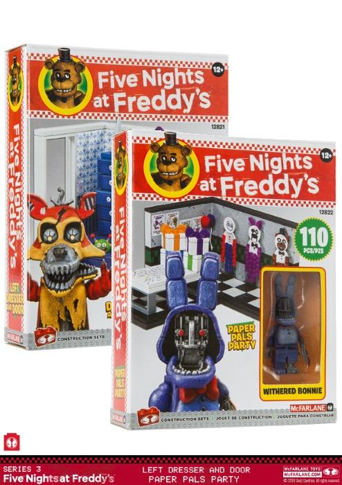 Five Nights at Freddy's: 3