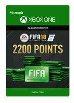 FIFA 18 Ultimate Team - 2200 Points for Xbox One