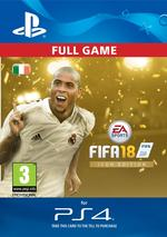 FIFA 18 Icon Edition For PS4