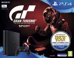 Playstation 4 500GB Console & Gran Turismo Sport
