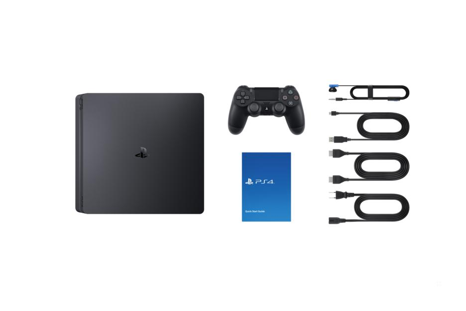 Playstation 4 500GB Console & Call of Duty WWII