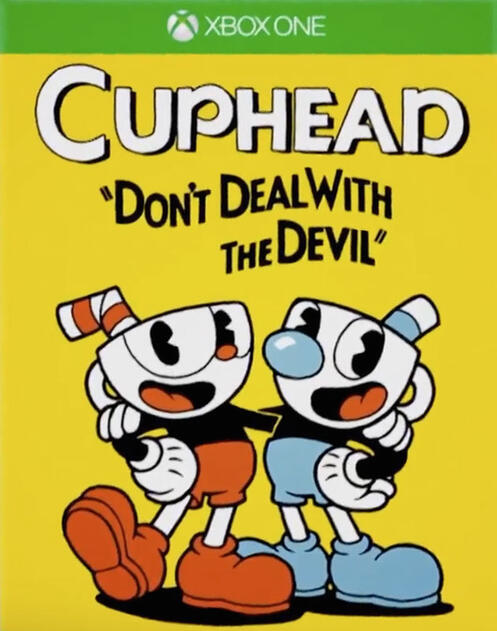 Cuphead for Xbox One [DIGITAL]