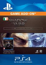 Middle-Earth: Shadow Of War Expansion Pass for PS4