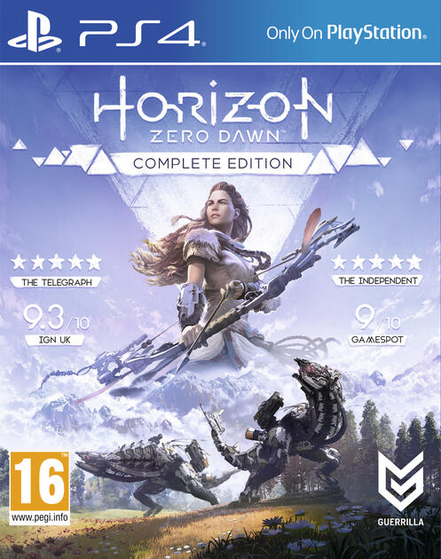 Image result for Horizon Zero Dawn ps4
