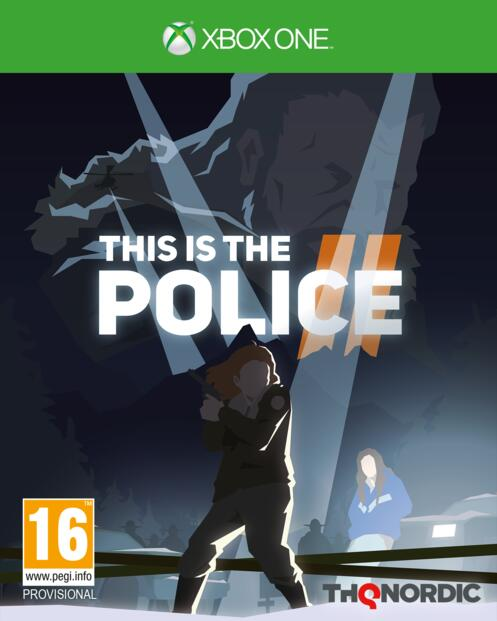 This Is the Police 2 GameStop Ireland