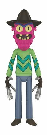 Rick and Morty: Scary Terry Action Figure