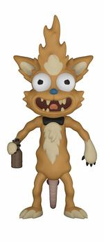 Rick and Morty: Squanchy with Boots Action Figure