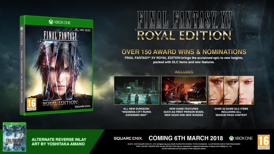 Final Fantasy XV GameStop Ireland