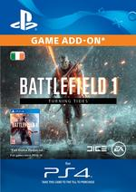 Battlefield 1: Turning Tides DLC for PS4