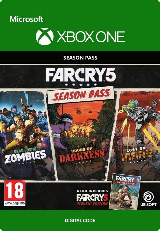 Far Cry 5: Season Pass for Xbox One [DIGITAL]