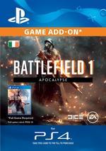 Battlefield 1: Apocalypse for PS4