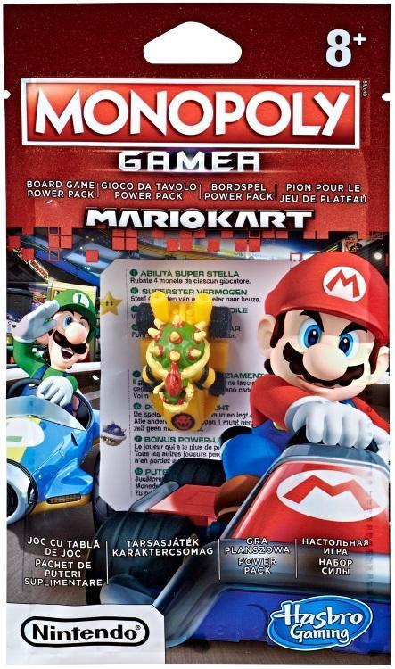 Monopoly giocatore Mario kart Power Pack-Rosalina