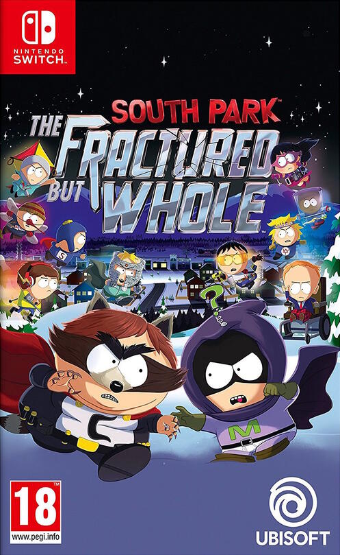south park fractured but whole pc requirements