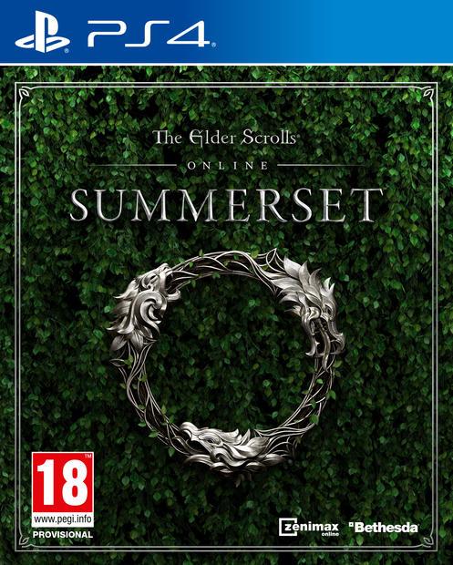 Elder Scrolls Summerset
