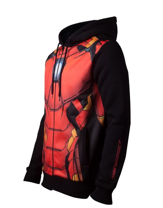 Marvel: Iron Man Sublimated Hoodie [Large]